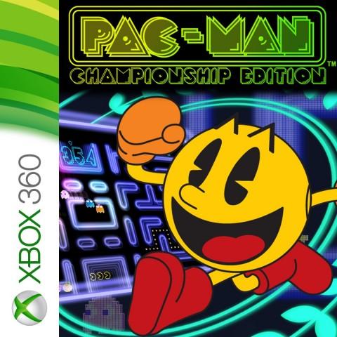Pac-Man: Championship Edition Art