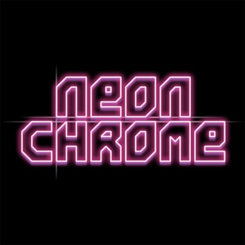 Neon Chrome Art