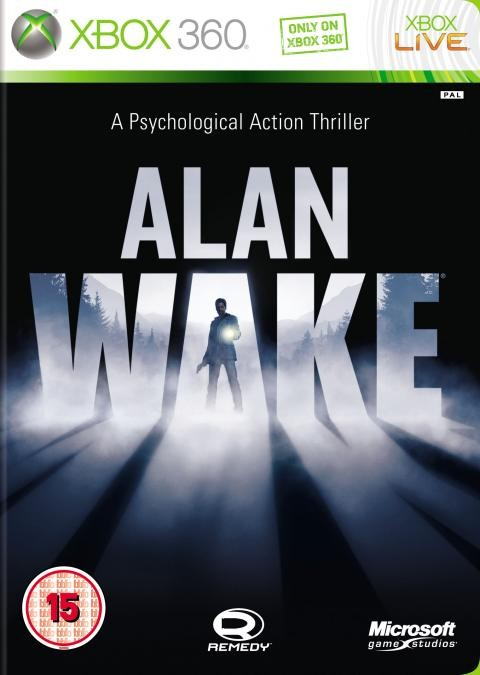 Alan Wake Art