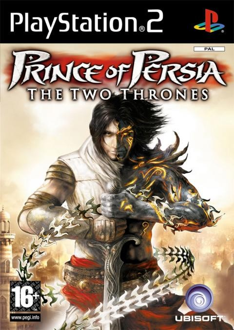Prince Of Persia: The Two Thrones Art