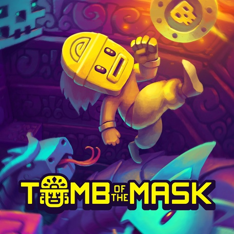 Tomb of the Mask Art