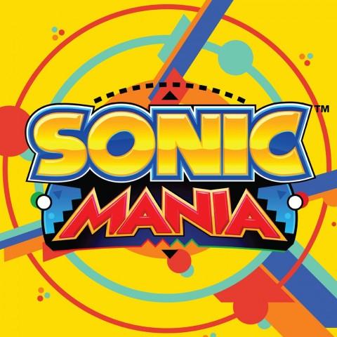 Sonic Mania Art