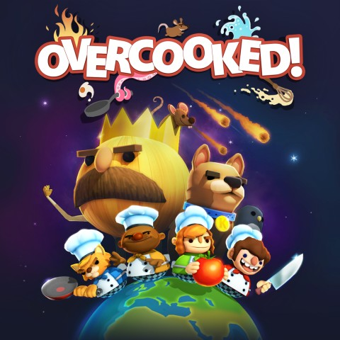 Overcooked! Art
