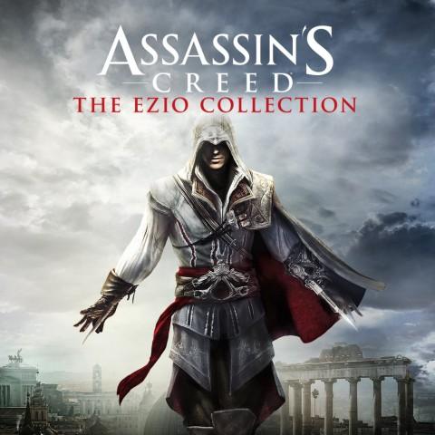 Assassin's Creed: The Ezio Collection Art