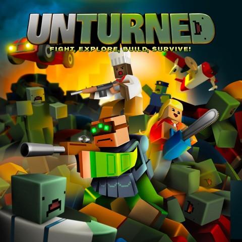 Unturned Art