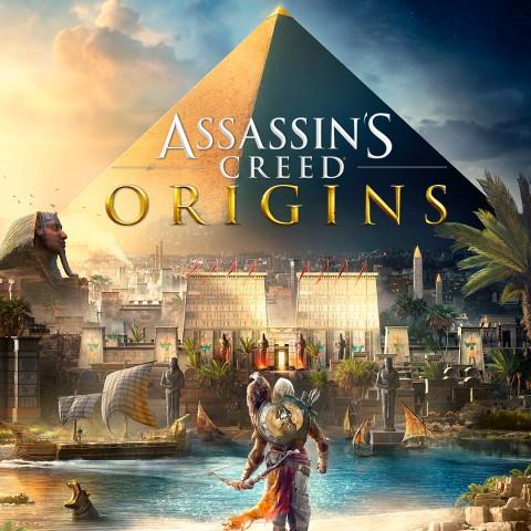 Assassin's Creed: Origins Art