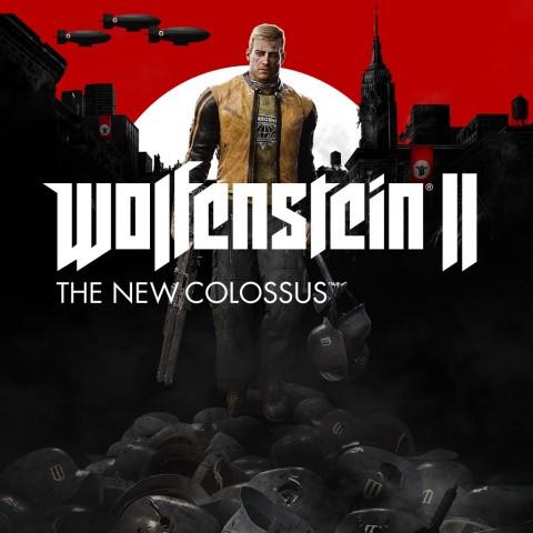 Wolfenstein II: The New Colossus Art