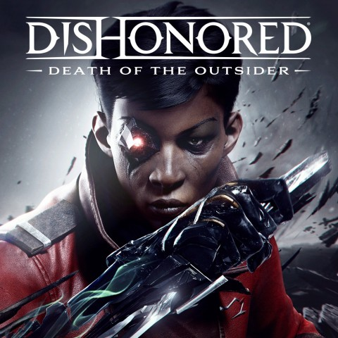 Dishonored: Death of the Outsider Art