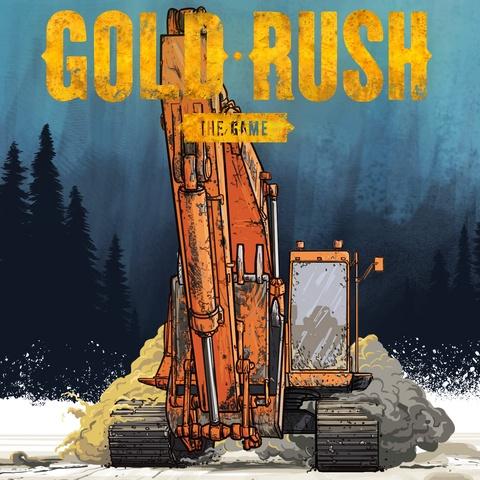 Gold Rush: The Game Art