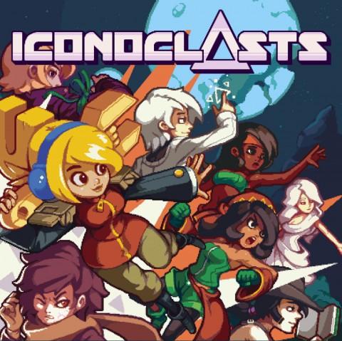 Iconoclasts Art