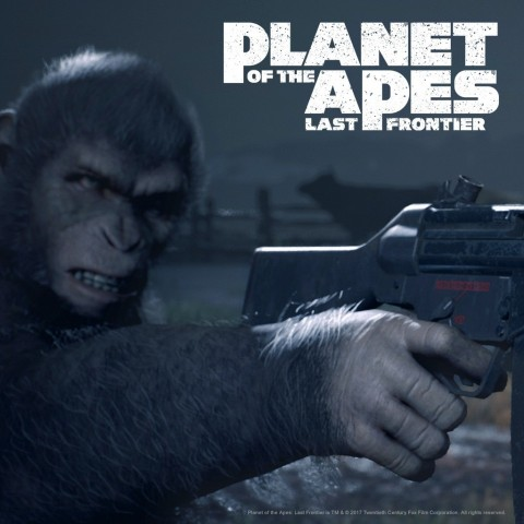 Planet of the Apes: Last Frontier Art