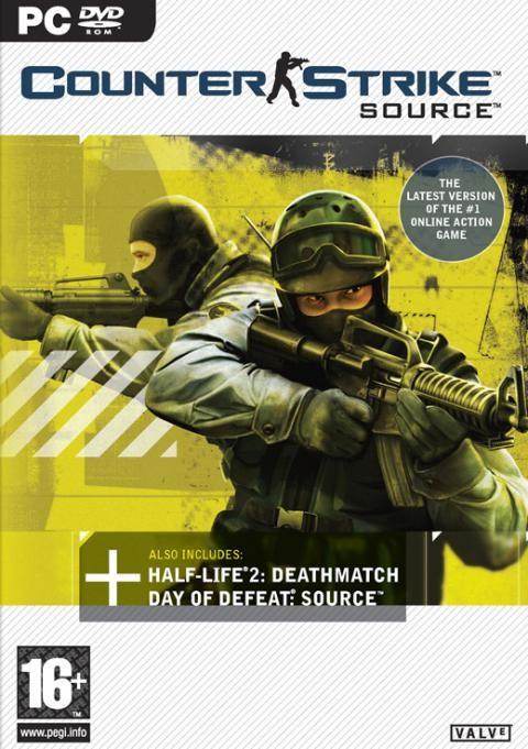 Counter-Strike: Source Art