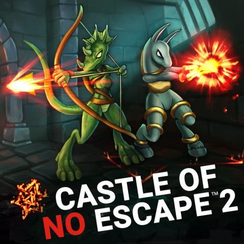 Castle of no Escape 2 Art