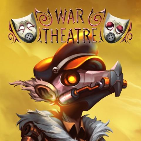 War Theatre Art