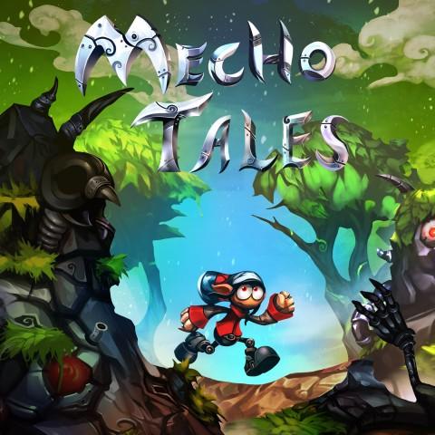 Mecho Tales Art