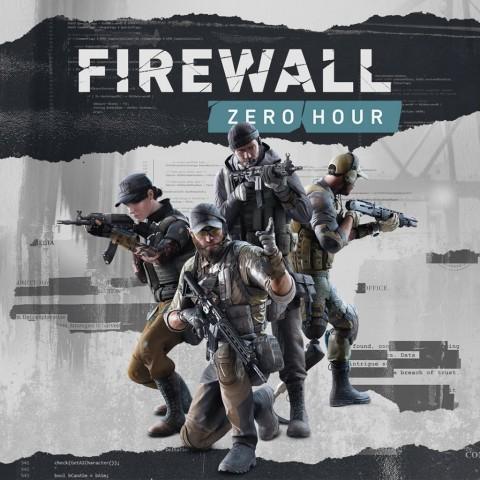 Firewall: Zero Hour Art