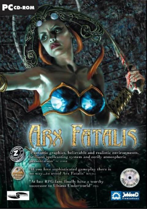 Arx Fatalis Art