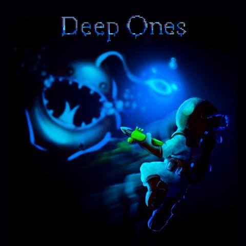 Deep Ones Art