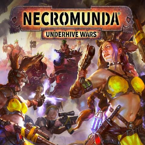 Necromunda: Underhive Wars Art