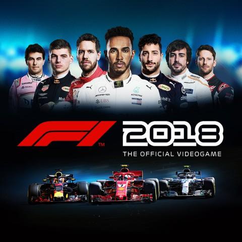 F1 2018 Art