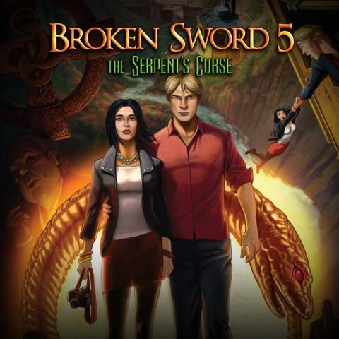 Broken Sword 5 - The Serpent's Curse Art