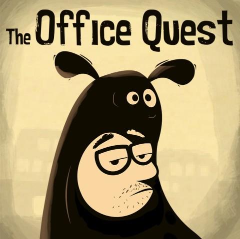 The Office Quest Art