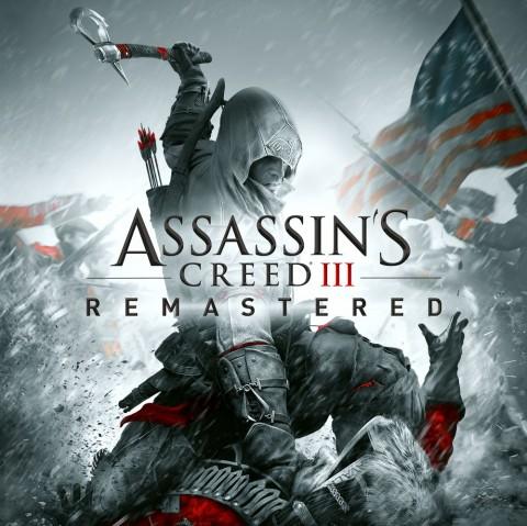 Assassin's Creed III Remastered Art
