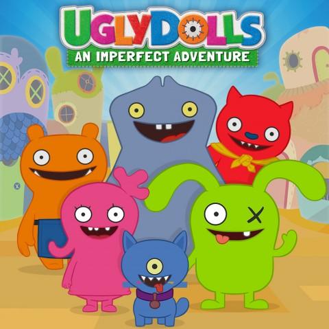 UglyDolls: An Imperfect Adventure Art