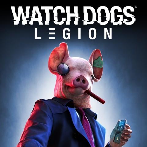 Watch Dogs: Legion Art