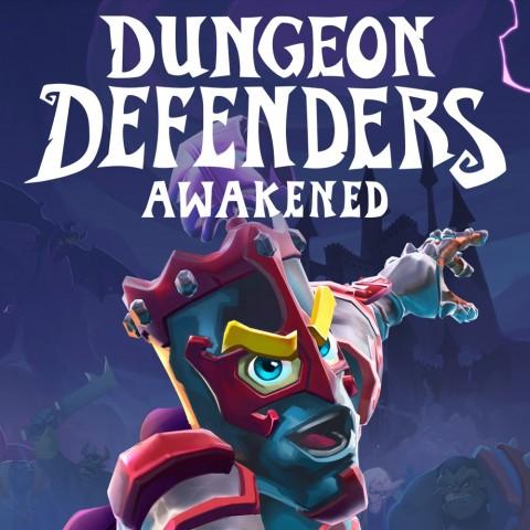 Dungeon Defenders: Awakened Art