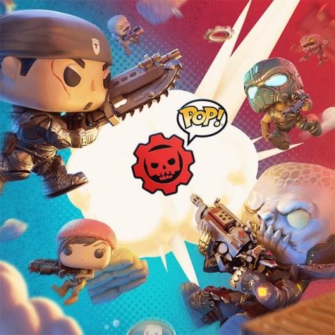 Gears POP! Art