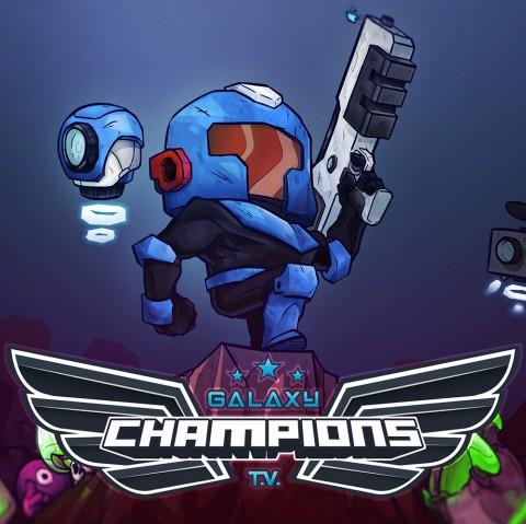 Galaxy Champions TV Art