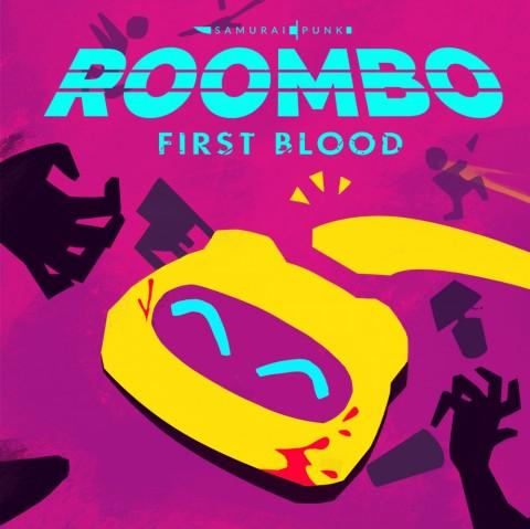 Roombo: First Blood Art