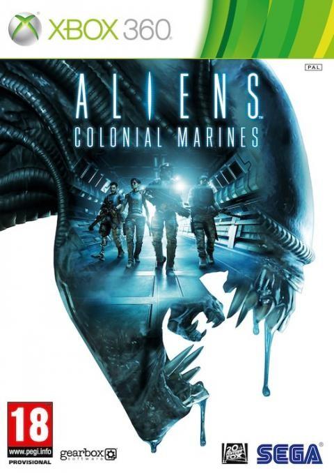Aliens: Colonial Marines Art