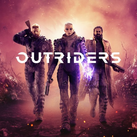 Outriders Art