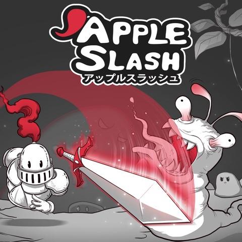 Apple Slash Art