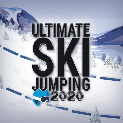Ultimate Ski Jumping 2020 Art
