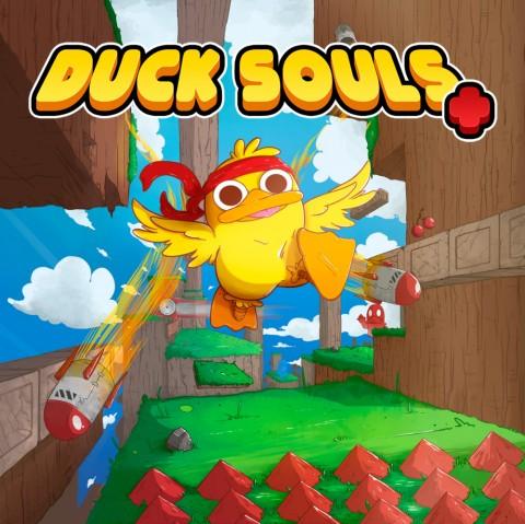 Duck Souls+ Art