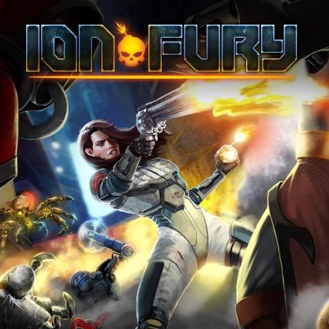 Ion Fury Art