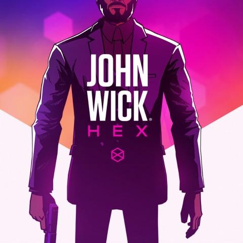 John Wick Hex Art