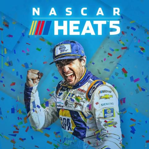 NASCAR Heat 5 Art