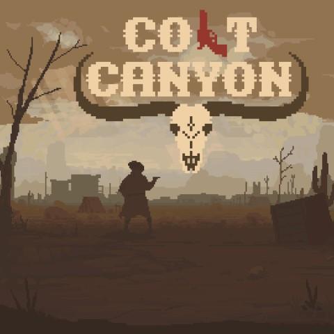 Colt Canyon Art