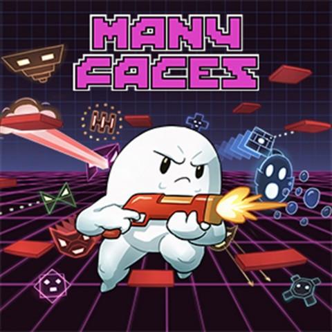 Many Faces Art