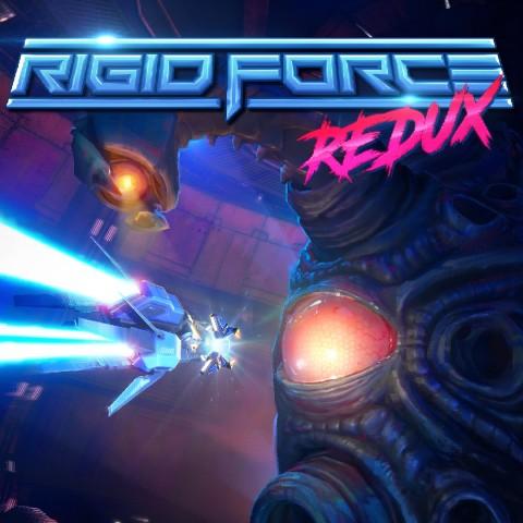 Rigid Force Redux Art
