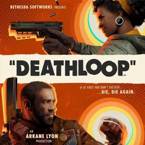 Deathloop Art