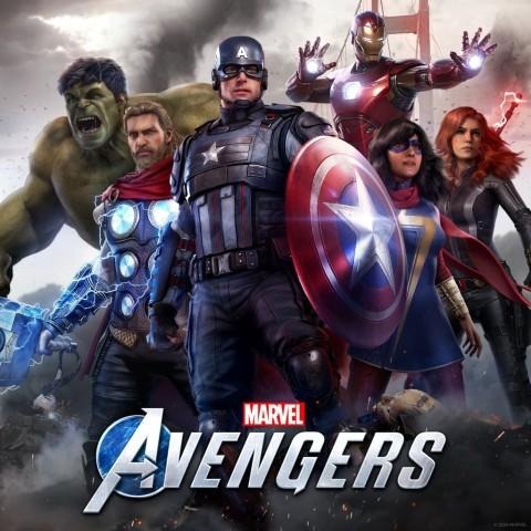 Marvel's Avengers Art