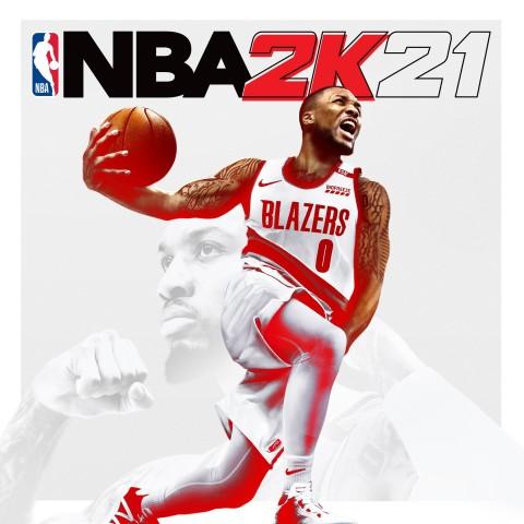 NBA 2K21 Art