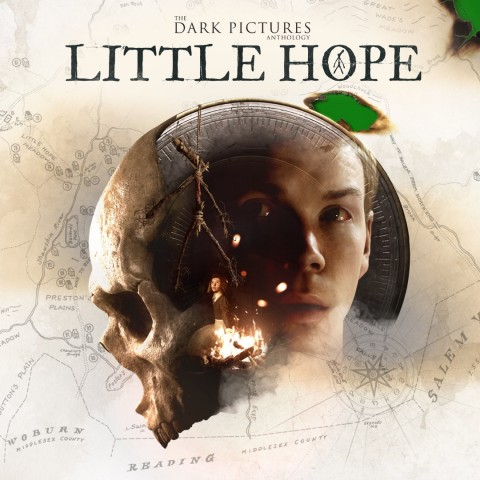 The Dark Pictures Anthology: Little Hope Art