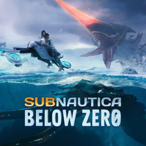 Subnautica: Below Zero Art