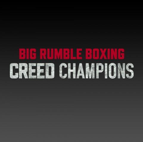 Big Rumble Boxing: Creed Champions Art